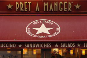 Pret A Manger just revealed that Brits are obsessed with coffee and macaroni cheese