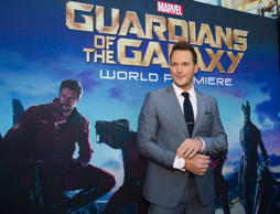 Guardians of the Galaxy star Chris Pratt plays Owen Grady, a park staff member who conducts behavioral research on velociraptors, in the upcoming Jurassic World.