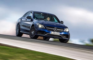 Mercedes-AMG C63 saloon review