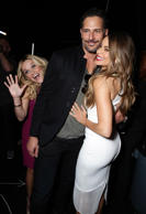 EXCLUSIVE - Reese Witherspoon, Joe Manganiello and Sofia Vergara seen at Warner Bros: The Big Picture 2015 Presentation at Cinemacon on Tuesday, April 21, 2015, in Las Vegas.