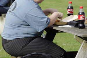 Sugar is to blame for obesity epidemic - not couch potato habits