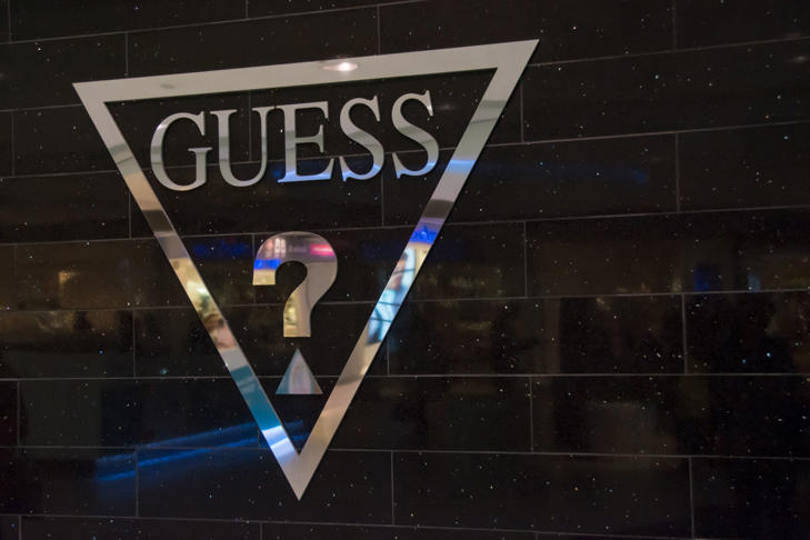 Guess clothing store in Toronto