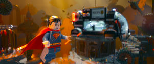 THE LEGO MOVIE, Superman The Lego Movie - 2014