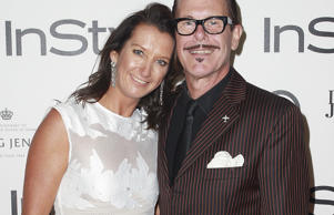INXS member Kirk Pengilly's prostate cancer battle was made a lot easier by the support of his loving wife, Layne Beachley.