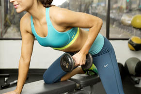 "<p>Weight training won't make you bulk up, but it will help you build metabolism-boosting muscles fast. Make it your mission to use weights for a session or two (here's how to pick the <a href=""http://www.popsugar.com/fitness/What-Size-Dumbbells-Use-6202075"">right dumbbell size if you're a beginner</a>) - you'll burn more calories, increase bone density, and strengthen important muscles.</p>"
