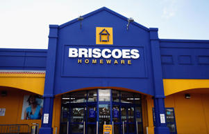 "<span style=""font-size:13px;"">Briscoes' annual profit is expected to be up 25 per cent despite a slowdown in the fourth quarter as the retailer resisted its trademark discounting.</span>"