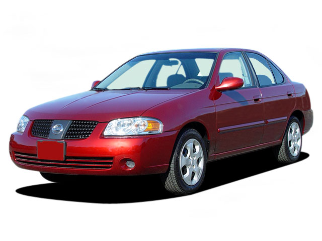 2004 Nissan Sentra – SpiderCars