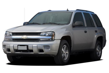 2005 chevrolet trailblazer ls reviews msn autos. Black Bedroom Furniture Sets. Home Design Ideas