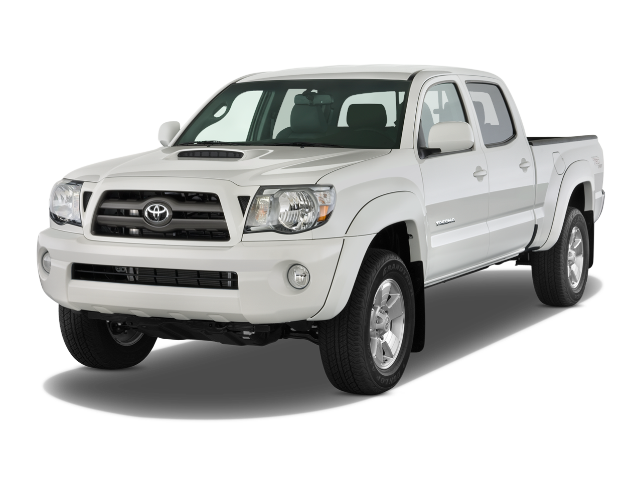 2009 toyota tacoma prerunner double cab v6 5at long bed specs and features msn autos. Black Bedroom Furniture Sets. Home Design Ideas