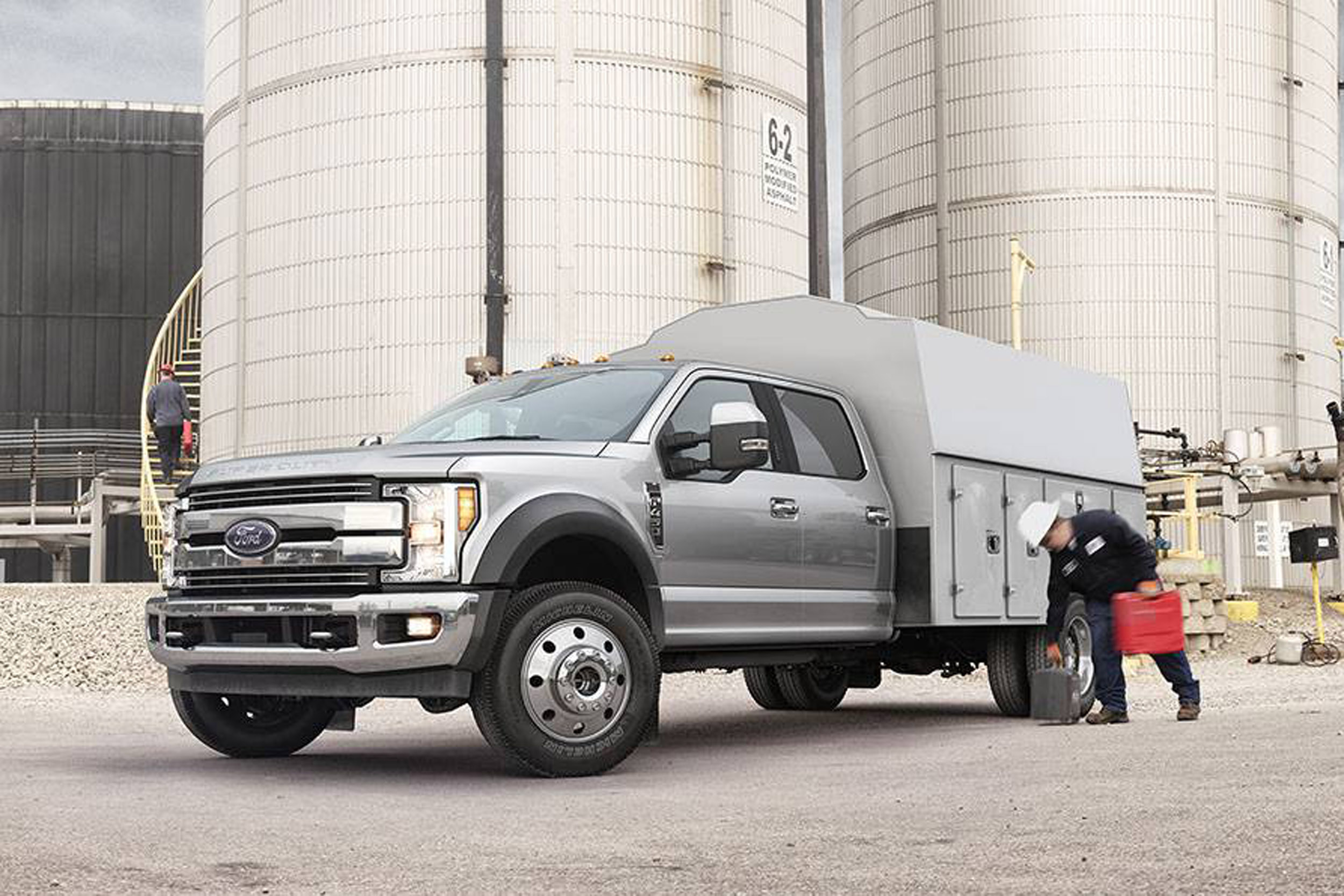 2017 ford f 450 super duty king ranch 4x4 crew cab 8 39 39 box. Black Bedroom Furniture Sets. Home Design Ideas