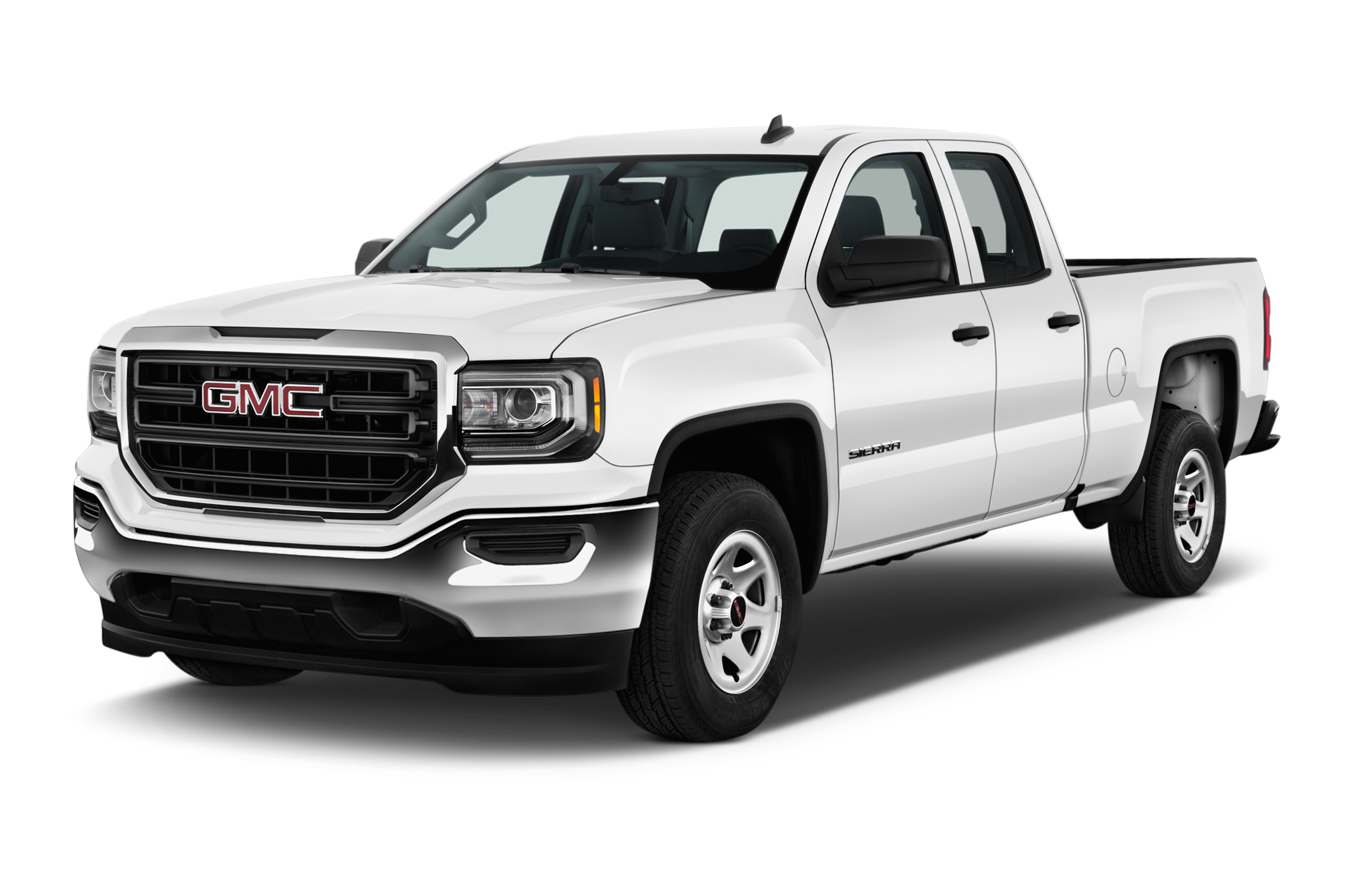 2017 gmc sierra 1500 base double cab standard box specs and features msn autos. Black Bedroom Furniture Sets. Home Design Ideas