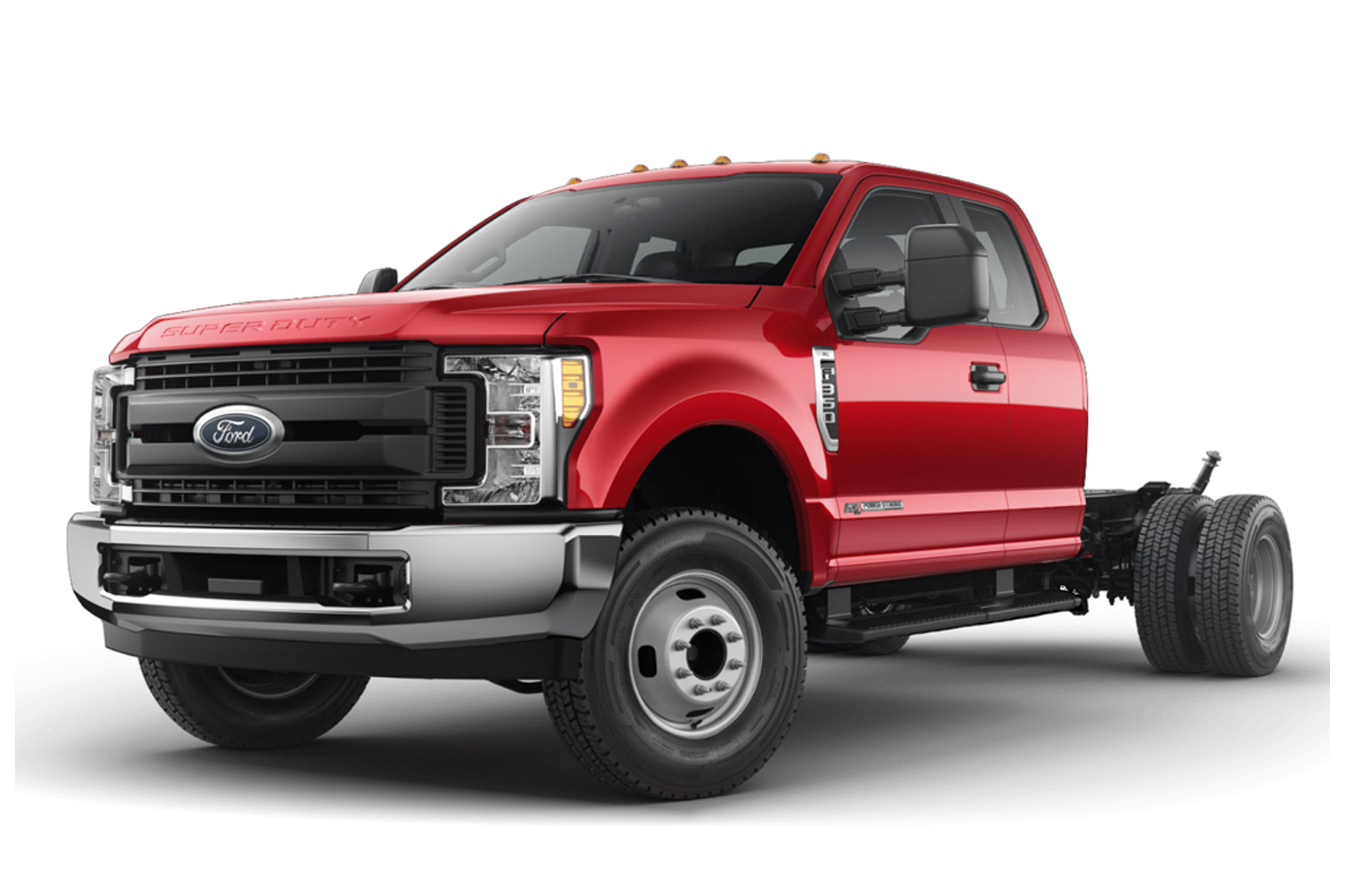 Ford F-350 Super Duty Chassis Cab - MSN Autos