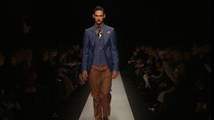 Menswear Fashion Show Autumn/Winter 2011/12 from Vivienne Westwood