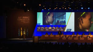 Blatter ready for new term as FIFA boss