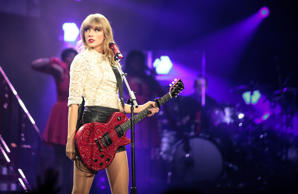 Seven-time Grammy award-winner Taylor Swift kicks off her RED Tour with a sold-out show March 13, 2013, in Omaha, Neb.