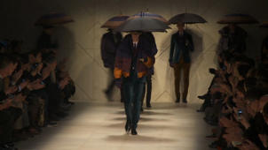 Milan / Burberry Prorsum Menswear Fall/Winter 2012/13