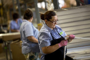 <p>About 2.52 million workers quit their jobs in July — the most since June 2008 — up from 2.31 million a year earlier, the government reported.</p>
