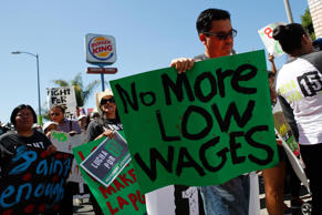<p>According to a report from the Congressional Budget Office, raising the minimum wage from its current level of $7.25 to $10.10 would cost the U.S. 500,000 jobs.</p>