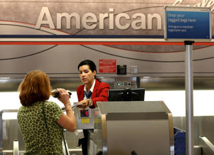 <p>The results affect about 14,000 employees of American and US Airways at airports and reservations centers plus home-based reservations agents.</p>