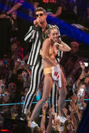 Age ratings for raunchy pop videos - such as Blurred Lines by Robin Thicke - shown online in the UK are to move a step closer this week as movie classification chiefs launch a pilot scheme.