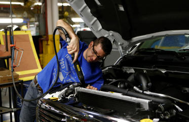 <p>Employers added 173,000 workers in August and the jobless rate dropped to 5.1 percent, a level that the Federal Reserve considers to be full employment.</p>