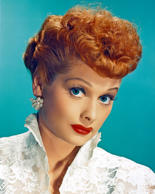 Lucille Ball in a promotional photo.
