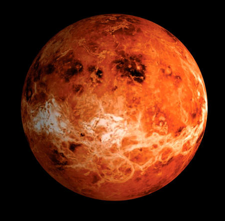 Compared to any other planet in the solar system, Venus has more volcanoes.