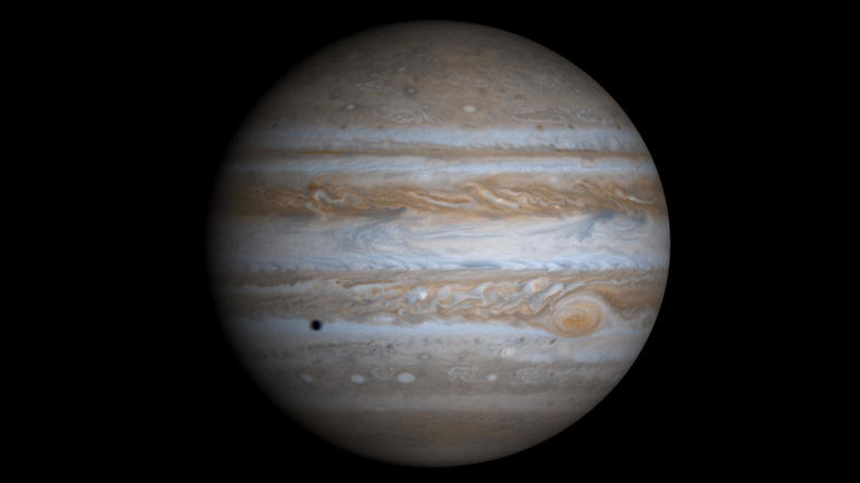 "As Jupiter is constituted mainly of gases, it is also called, the ""Gas Giant""."