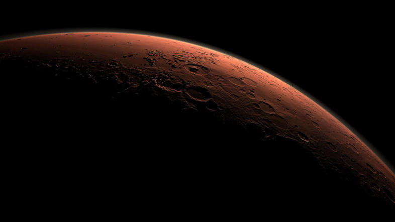At 21km high, Mars has the highest mountain in our solar system.