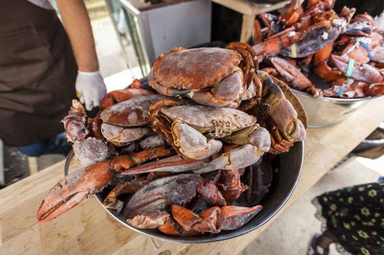 Shellfish can be incredibly dangerous if you have an allergy. While some people experience hives, itching, swelling, wheezing, and abdominal pain, others can go into anaphylactic shock, which stops them from breathing and can be life-threatening without medication.