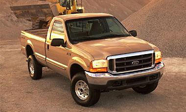 Ford F-250 Super Duty 2002