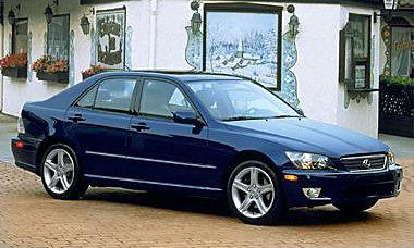 Lexus IS 2001