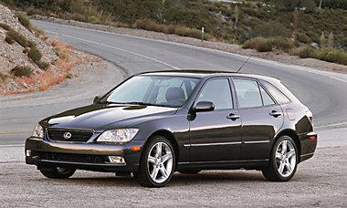 Lexus IS 2003