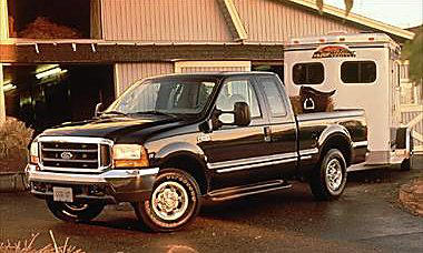 Ford F-250 Super Duty 1999