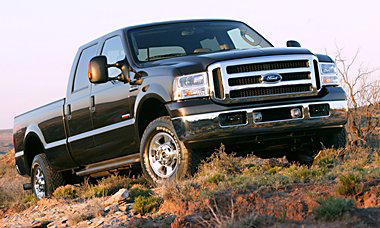 Ford F-250 Super Duty 2005