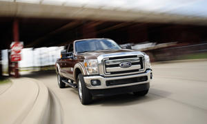 Ford F-250 Super Duty 2012