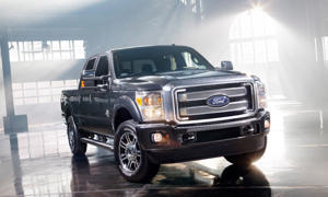 Ford F-250 Super Duty 2013