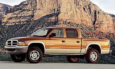 Dodge Dakota 2001