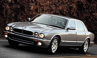 Jaguar XJ Series 2001