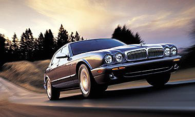 Jaguar XJ Series 2003