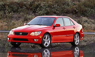 Lexus IS 2002
