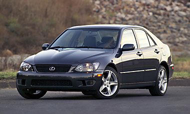 Lexus IS 2004