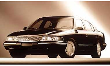 1996 lincoln continental overview msn autos. Black Bedroom Furniture Sets. Home Design Ideas