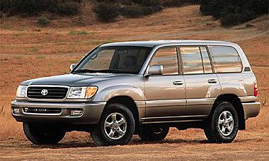 Toyota Land Cruiser 2001