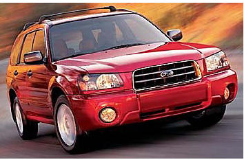 2003 subaru forester 2 5 xs 4at w premium package leather pricing msn autos. Black Bedroom Furniture Sets. Home Design Ideas