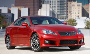Lexus IS 2012