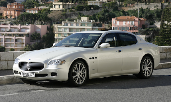 2007 maserati quattroporte reviews msn autos. Black Bedroom Furniture Sets. Home Design Ideas