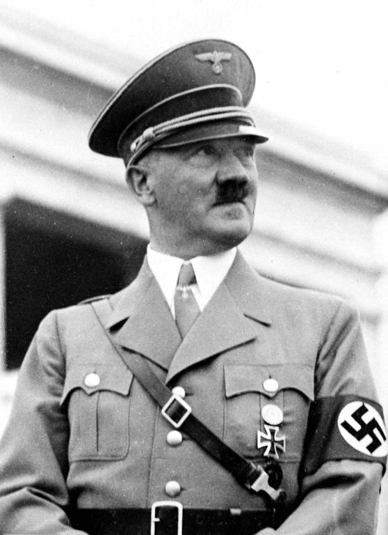 "Adolf Hitler was nominated in 1939 by Swedish lawmaker E.G.C. Brandt for the prize, which is meant to promote ""fraternity between nations"" and global disarmament. Brandt later withdrew the nomination, saying it was meant as satire."