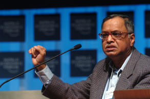 Why Murthy Doesn't Want to Be Infy' Chairman Emeritus