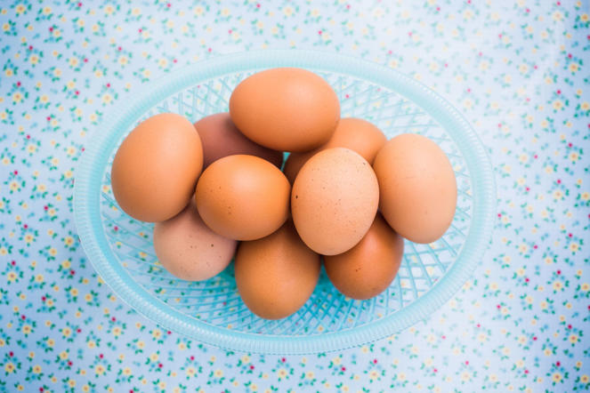 Eggs are full of protein. Study shows that obese women who ate two scrambled eggs consumed less for the next 36 hours.